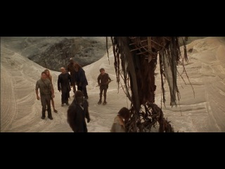 Планета обезьян (США, 2001) Жанр: фантастика, боевик, триллер, приключения